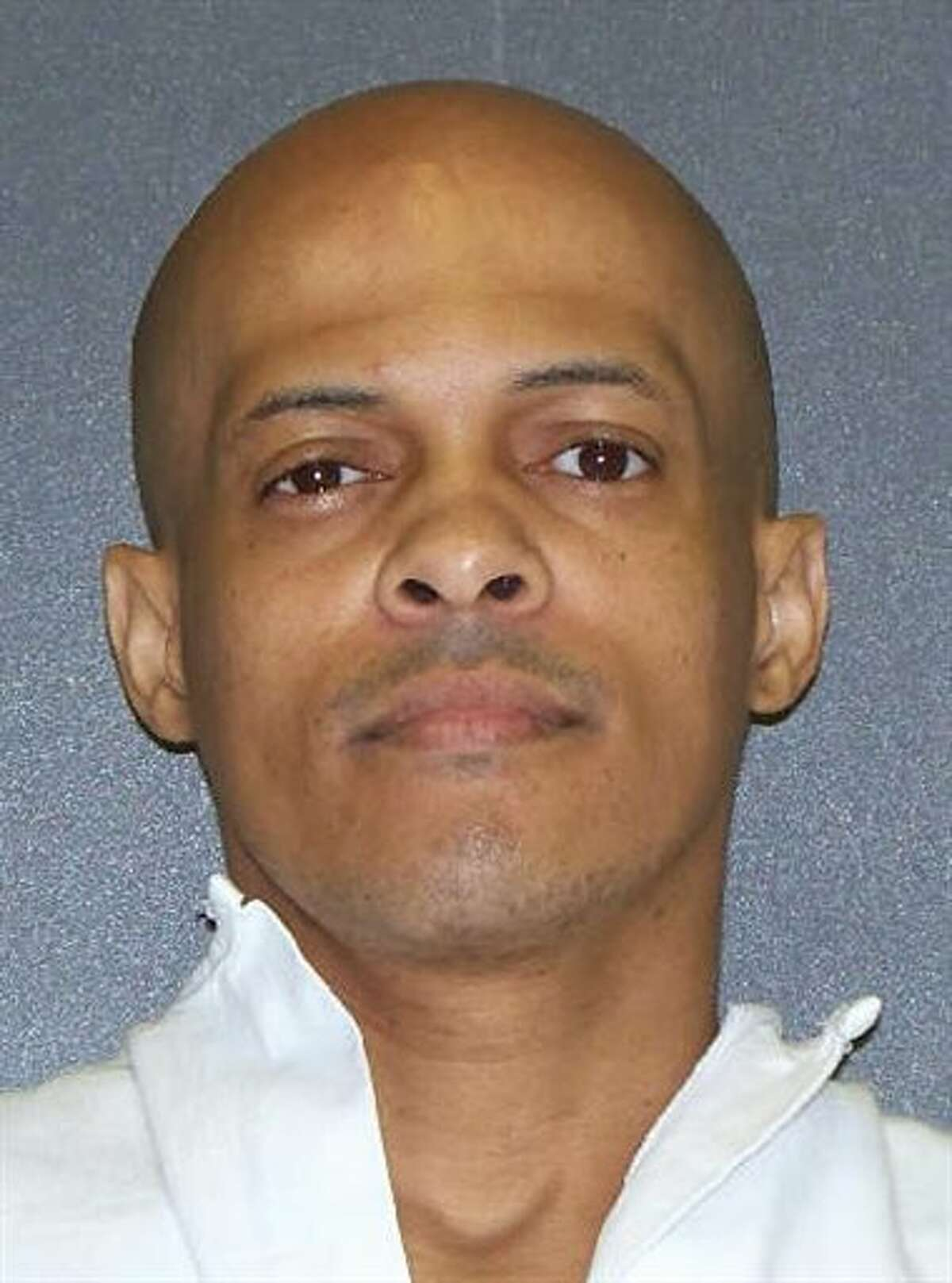 This handout photo provided by the Texas Department of Criminal Justice shows Robert Campbell. Attorneys for the Texas death row inmate have filed a federal civil rights lawsuit seeking to delay his execution following a bungled execution in Oklahoma. Campbell's execution is scheduled for May 13, 2014. (AP Photo/Texas Department of Criminal Justice)