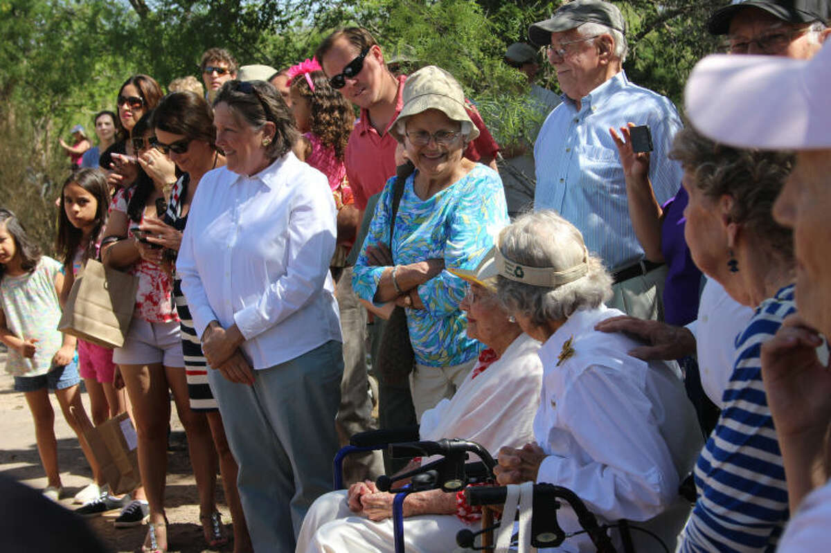 """""""Blooms and Butterflies"""" Mother's Day event and grand opening of the Salehi-Olguin Butterfly Garden on Saturday at the I-20 Wildlife Preserve. Photos courtesy of I-20 Wildlife Preserve."""
