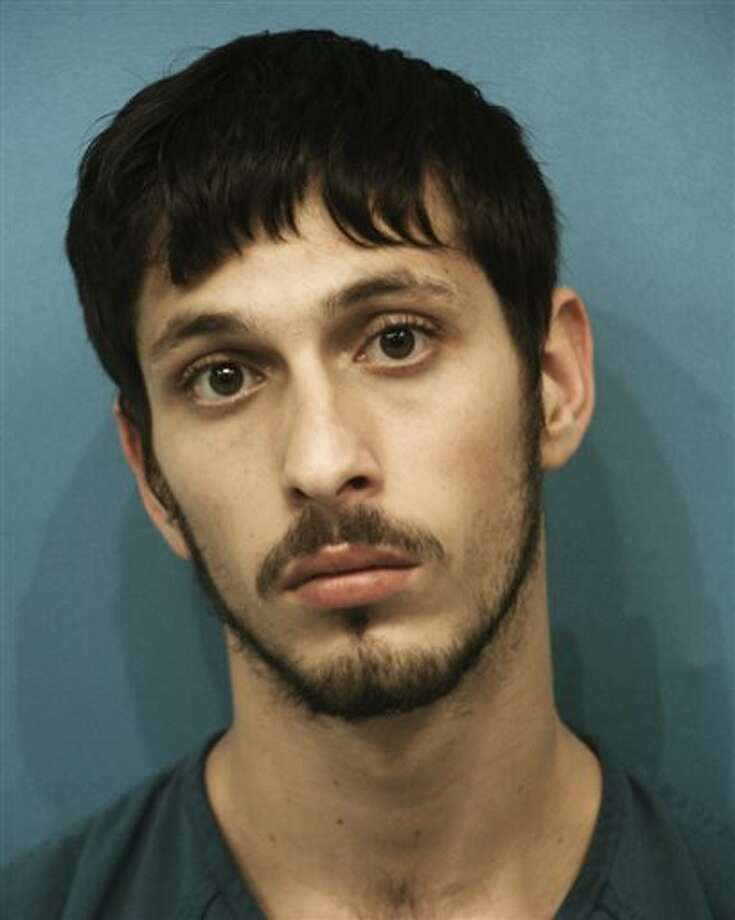 This booking photo provided by the Williamson County Jail shows Jacob Joseph Lavoro in Georgetown, Texas. The 19-year-old charged with selling drugs may get up to life in prison after telling a police officer that the 1.5 pounds of pot brownies found in his apartment were made with hash oil, a controlled substance with much harsher penalties than marijuana. (AP Photo/Juan Carlos Llorca) / Williamson County Jail