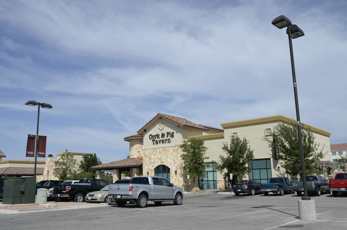 FILE PHOTO: Parks Legado development, Cork and Pig Tavern. The Midland location will be the fifth for the Cork & Pig Tavern; the other locations are in Odessa, San Angelo, Fort Worth and Las Colinas in Irving.