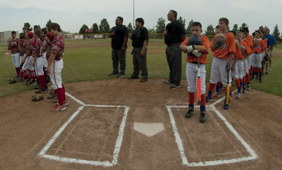 Cardinals vs Mets in Little League City Tournament. Tim Fischer\Reporter-Telegram Photo: Tim Fischer