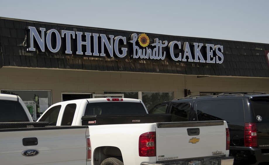 Nothing bundt Cakes seen Tuesday 7-21-15, opening soon in the plaza at 3211 W. Wadley. Tim Fischer\Reporter-Telegram Photo: Tim Fischer