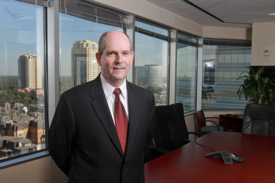 (For the Chronicle/Gary Fountain Tim Cutt, head of global petroleum for a BHP Billiton. Photo: Gary Fountain