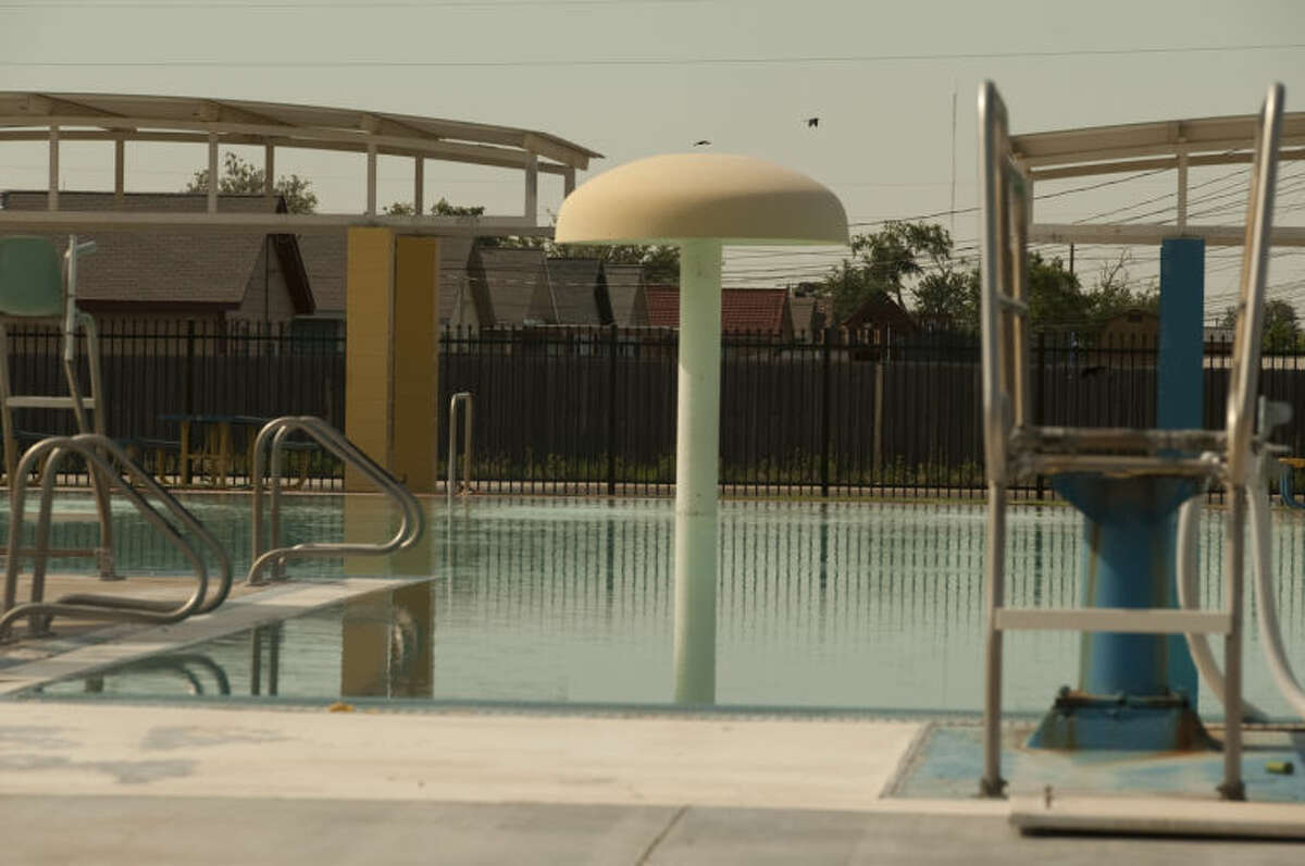 The city will open pools this weekend. Tim Fischer\Reporter-Telegram
