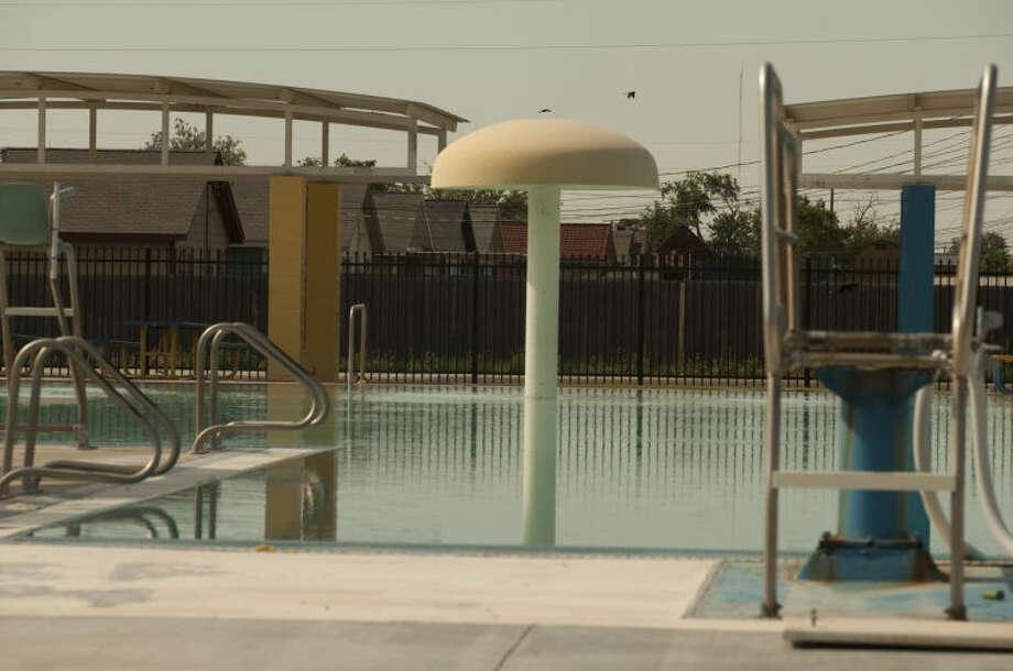 The city will open pools this weekend. Tim Fischer\Reporter-Telegram Photo: Tim Fischer