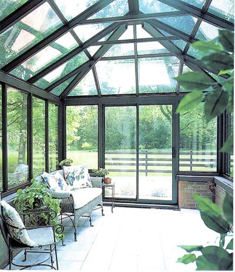 Invite in the daylight and the view; leave out the insects and the trash with a Four Seasons Sunroom from American Home Improvement. Call 550-7224 to get started.