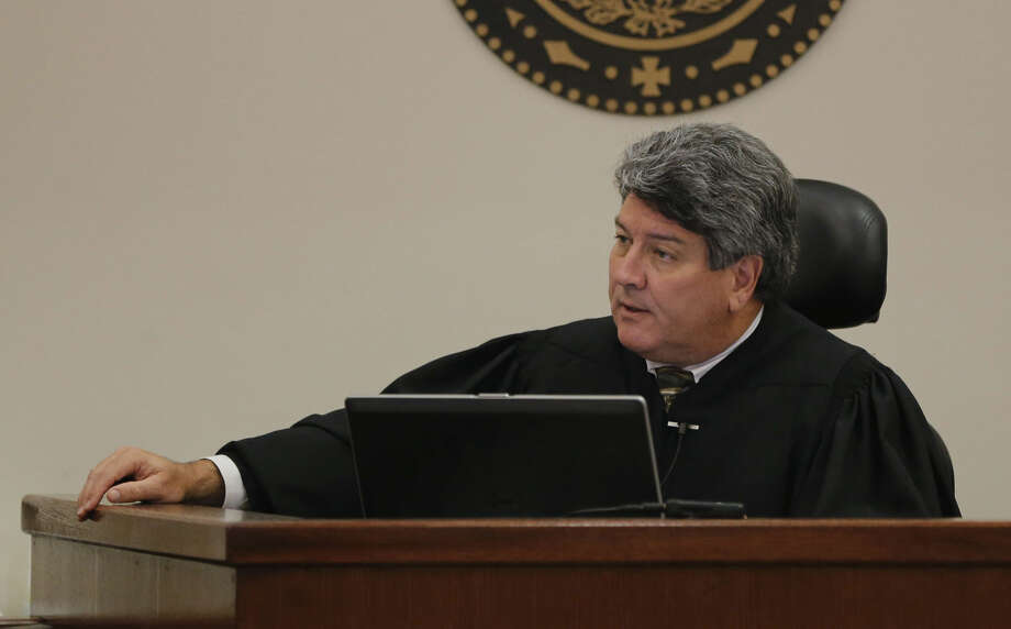 FILE - This Sept. 30, 2014 file photo shows Judge George Gallagher. Photo: Rodger Mallison