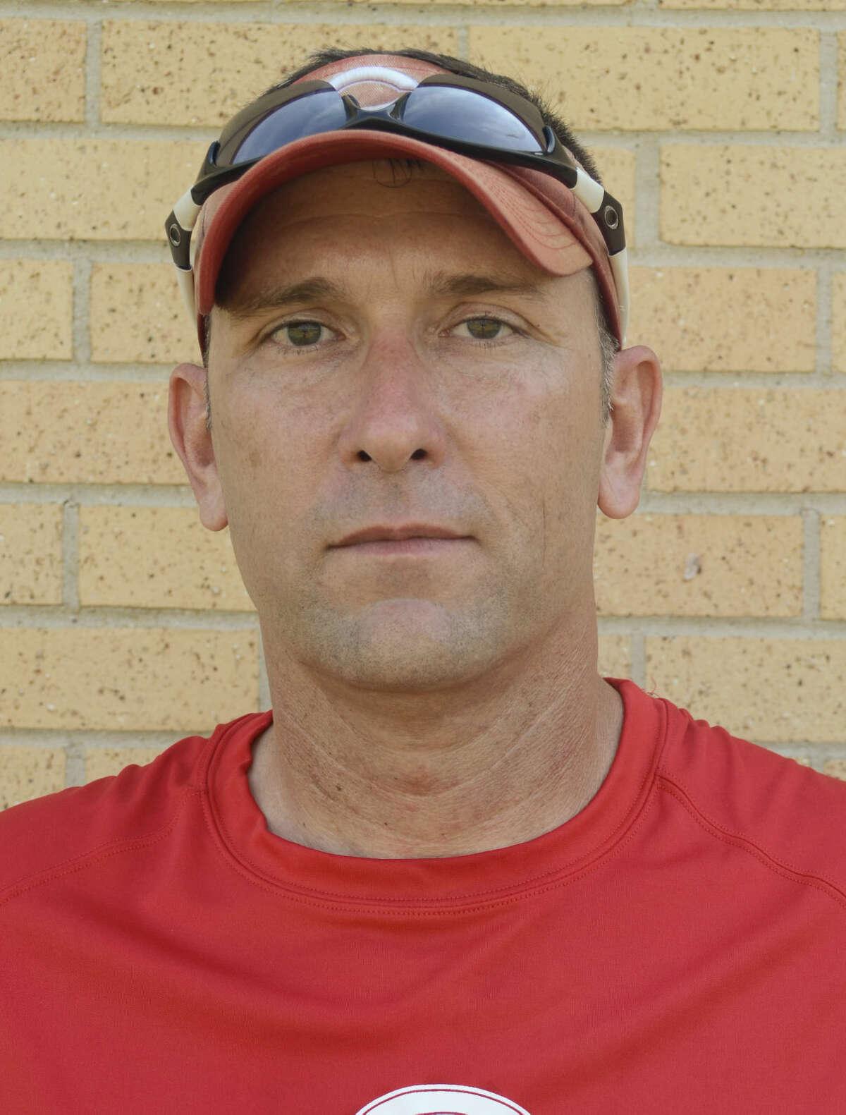 Coach Trey Gardner Tim Fischer\Reporter-Telegram