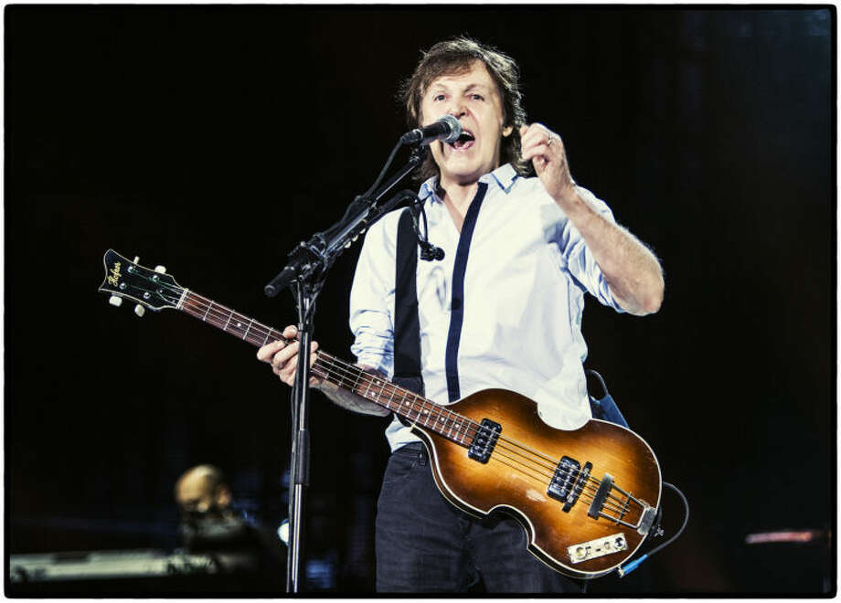 Paul McCartney Out There Tour 2013 Photo: MJ KIM