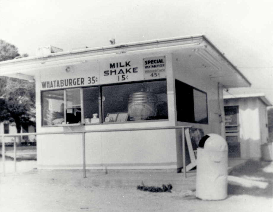 Whataburger's first stand opened 65 years ago in Corpus Christi, Tex.