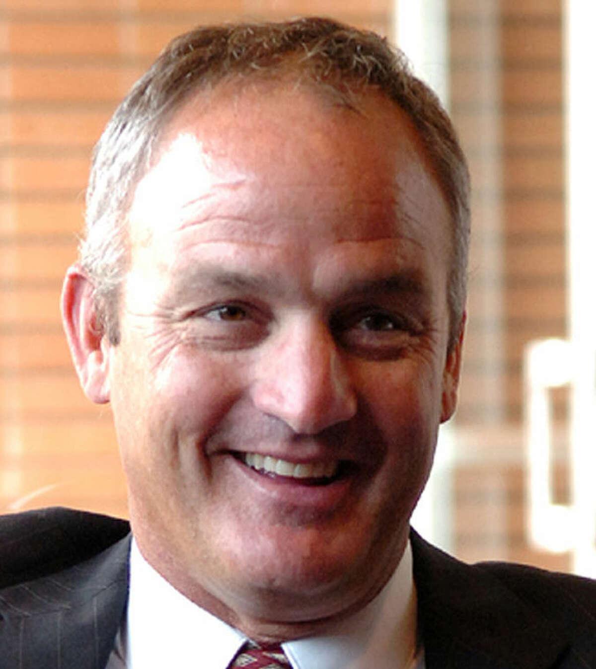 MISD Athletic Director Todd Howey