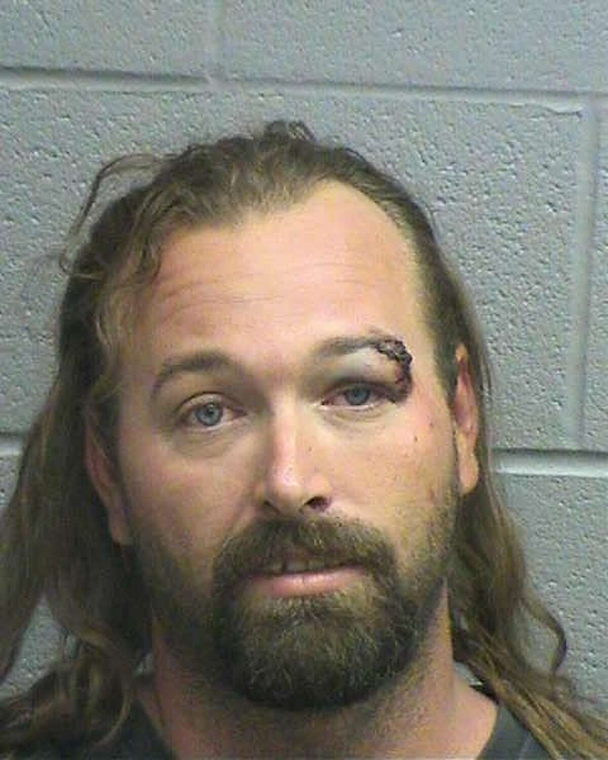Jamie Dwayne Mork, 39, of Brady, was charged June 18 with a state jail felony charge of criminal mischief between $1,500 and $20,000 and a class B misdemeanor charge of driving while intoxicated. Mork smoked methamphetamine and drove into a transformer at a credit union in order to get the attention of the police. He caused between $3,500 and $7,000 in damages, according to the arrest affidavit. If convicted, Mork faces up to two years in prison for the felony.
