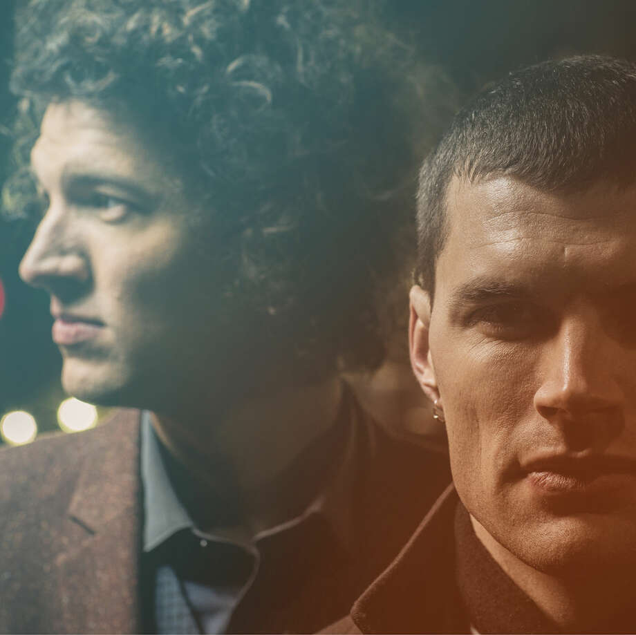 Brothers Luke, left, and Jake Smallbone are the creative force behind Christian band For King and Country.  Photo: Courtesy Art