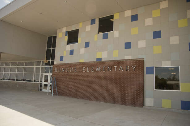 Work continues Thursday 8-13-2015 as MISD teachers begin to move in and set up Bunche Elementary. Tim Fischer\Reporter-Telegram