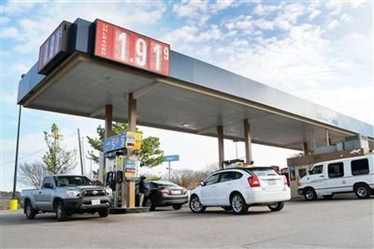 With gas prices at record lows, it's pretty hard to find a gas station that isn't busy as people cash in on the low price of oil. The price of a barrel of crude has dropped 55-percent since June, meaning big savings for consumers and big headaches for those in the oil and gas industry.
