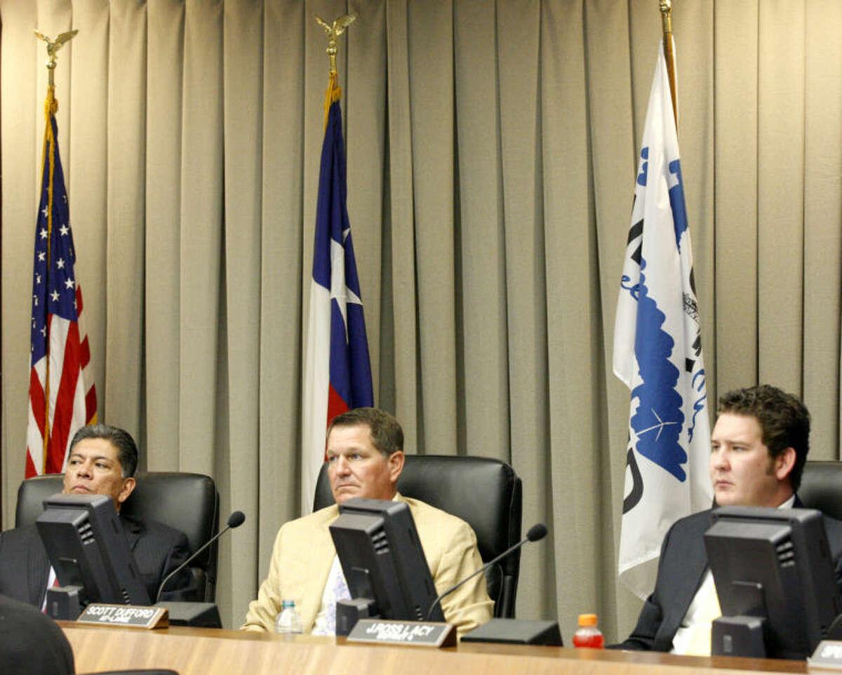 Midland City Council meeting July 8. James Durbin/Reporter-Telegram
