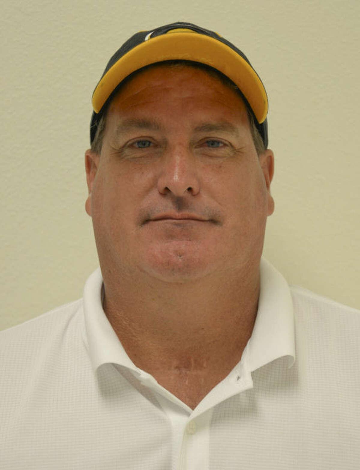 Coach Chris Short Thursday 8-6-15, Tim Fischer\Reporter-Telegram