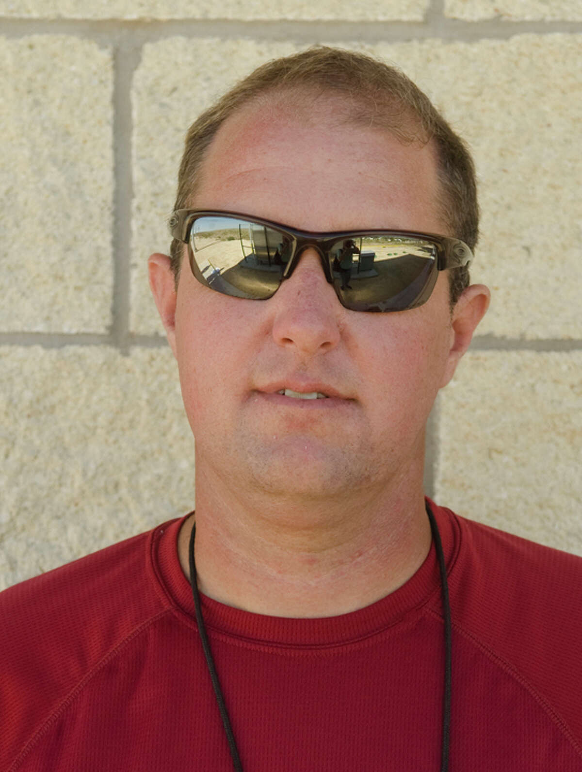 Coach Pat Potts Photo by Tim Fischer\ Reporter-Telegram