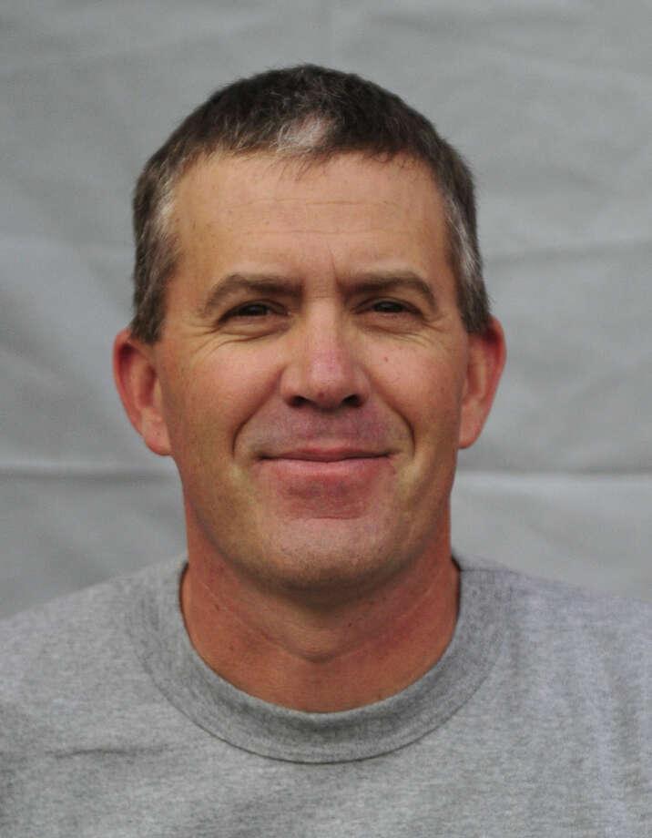 Coach Jeff Jones Photo: Kimberley Meyer