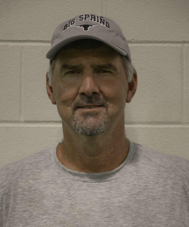 Coach Phillip Ritchey Monday 8-3-15, Tim Fischer\Reporter-Telegram