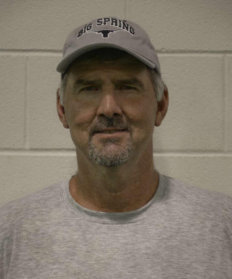 Coach Phillip Ritchey Monday 8-3-15, Tim Fischer\Reporter-Telegram Photo: Tim Fischer