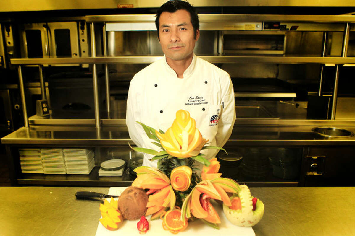 Leo Garcia, executive chef at Midland Country Club, was named Chef of the Year by the Texas Chef's Association Permian Basin Chapter.
