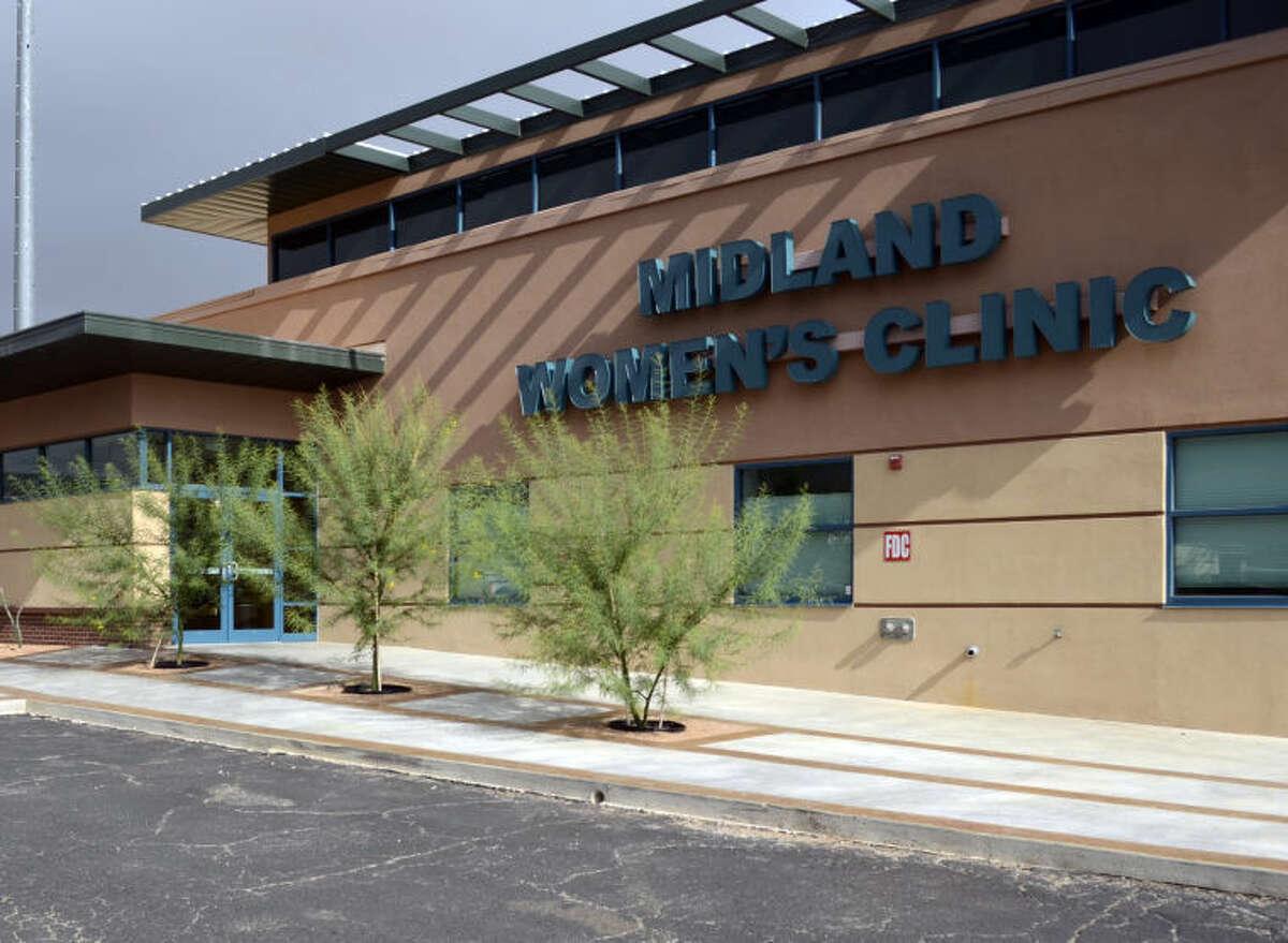 Midland Women's Clinic. Tim Fischer\Reporter-Telegram