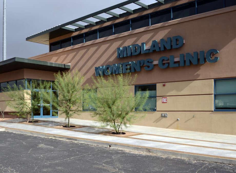 Midland Women's Clinic. Tim Fischer\Reporter-Telegram Photo: Tim Fischer