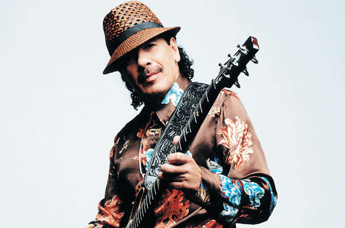 Guitar legend and rock icon Carlos Santana will play a sell out show in Midland in September.