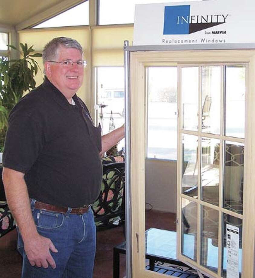 American Home Improvement's Rodney Martin invites you to their anniversary open house this Saturday from 10-4. You can save 15 percent off the cost of Marvin Infinity windows like these.