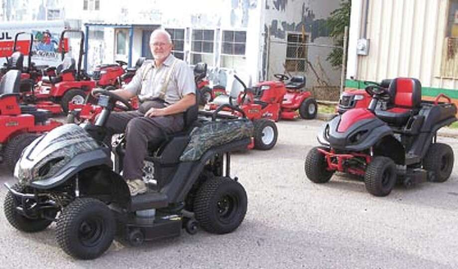 The Raven Mpv7100 Is A Mower An Atv And Remote Electricity Source Says Southwest
