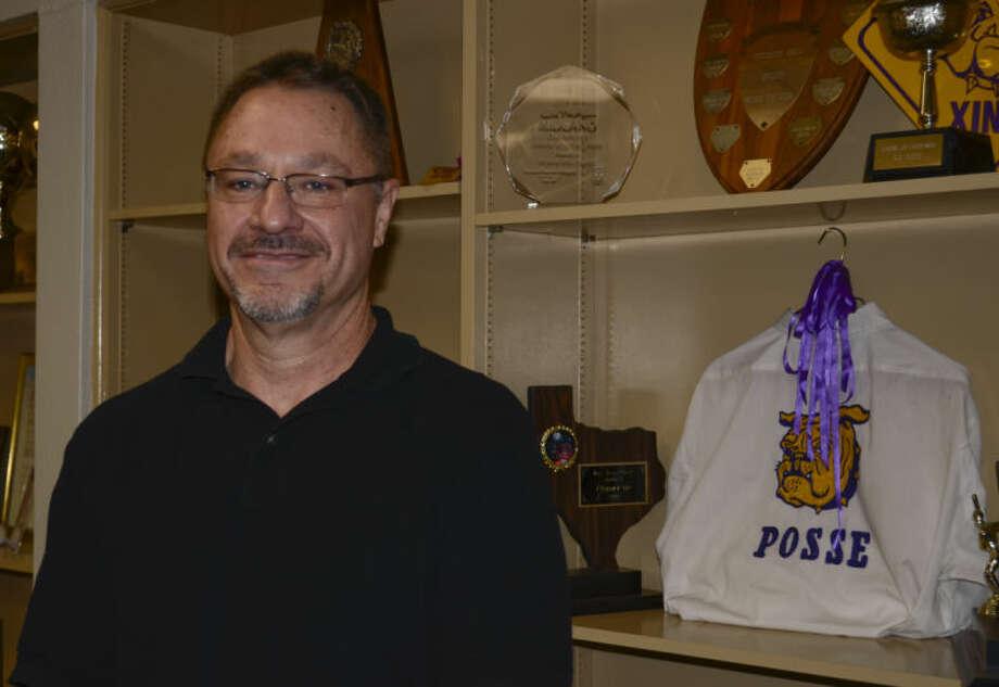 Midland High principal Carlin Grammer. Tim Fischer\Reporter-Telegram Photo: Tim Fischer