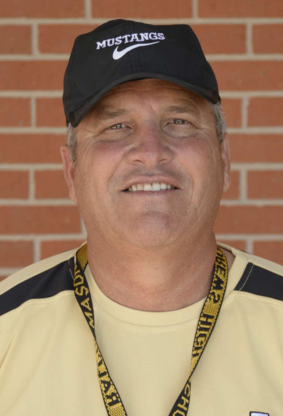 Coach Ralph Mason Thursday 8-6-15, Tim Fischer\Reporter-Telegram
