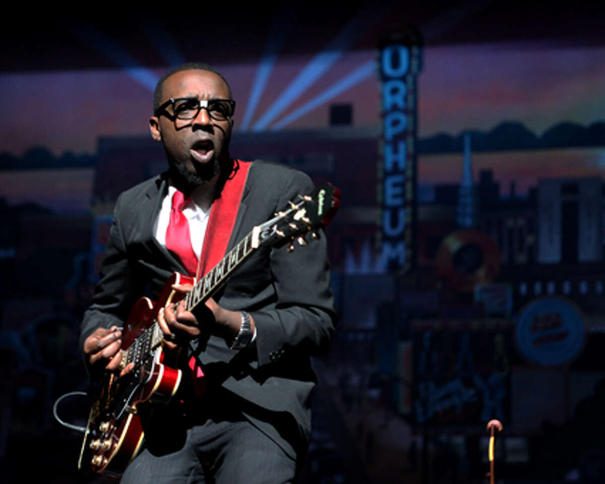 Musician Mr. Sipp plays Tall City Blues Fest Saturday and hosts the Gospel Brunch Sunday