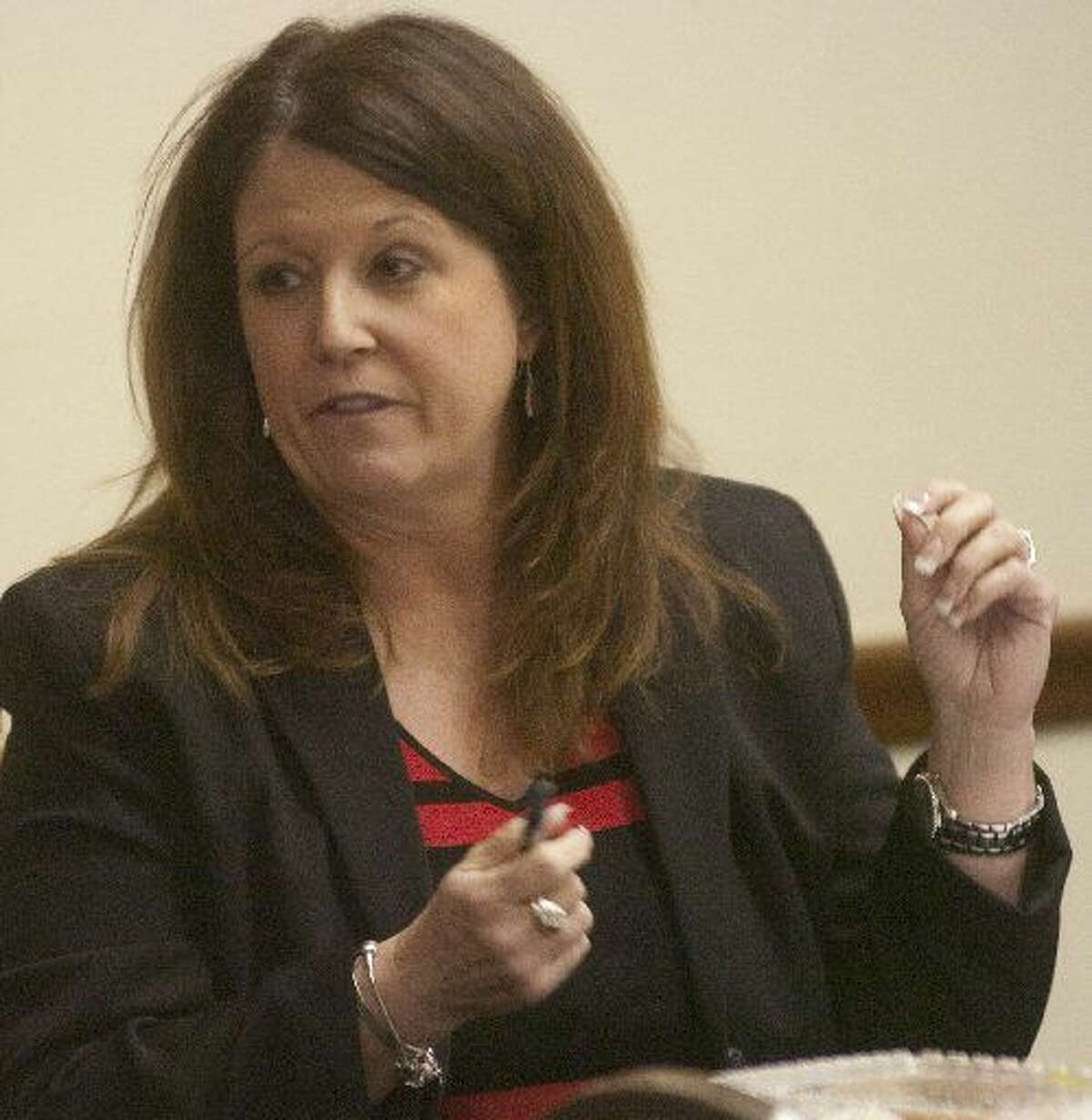 FILE PHOTO: Nancy Surber has resigned as Midland ISD athletic director in order to accept the athletic director position at Ector County ISD.