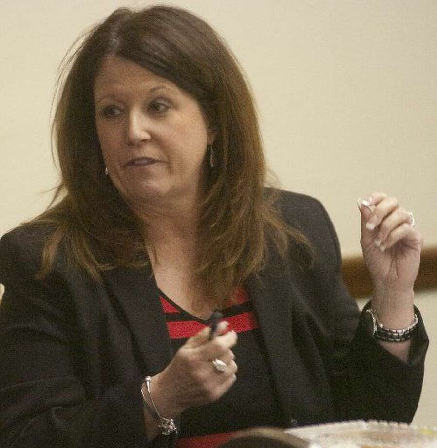 FILE PHOTO: Nancy Surber has resigned as Midland ISD athletic director in order to accept the athletic director position at Ector County ISD. Photo: Tim Fischer | Midland Reporter-Telegram