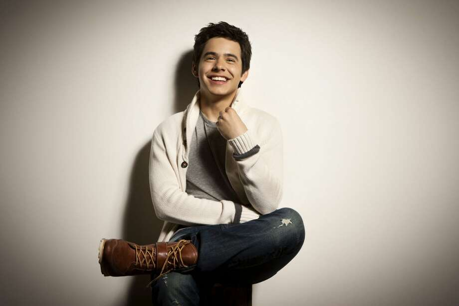 'American Idol' alum David Archuleta will bring his tour to Midland later this year. Photo: Courtesy Art