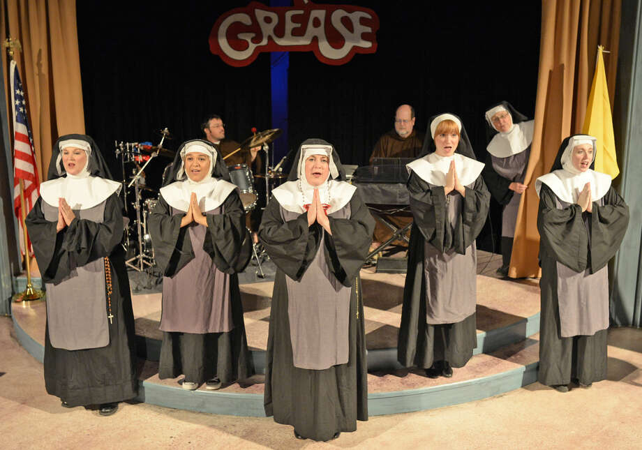 "Preview photos for ""Nunsense"" at Midland Community Theater on Wednesday, August 26, 2015. James Durbin/Reporter-Telegram Photo: James Durbin"