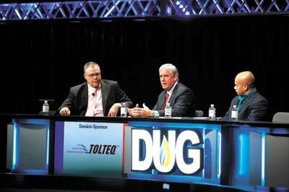 This year's DUG Eagle Ford conference will feature in-depth presentations from expert speakers. To register, go to DUGEagleFord.com. Photo: TOM FOX