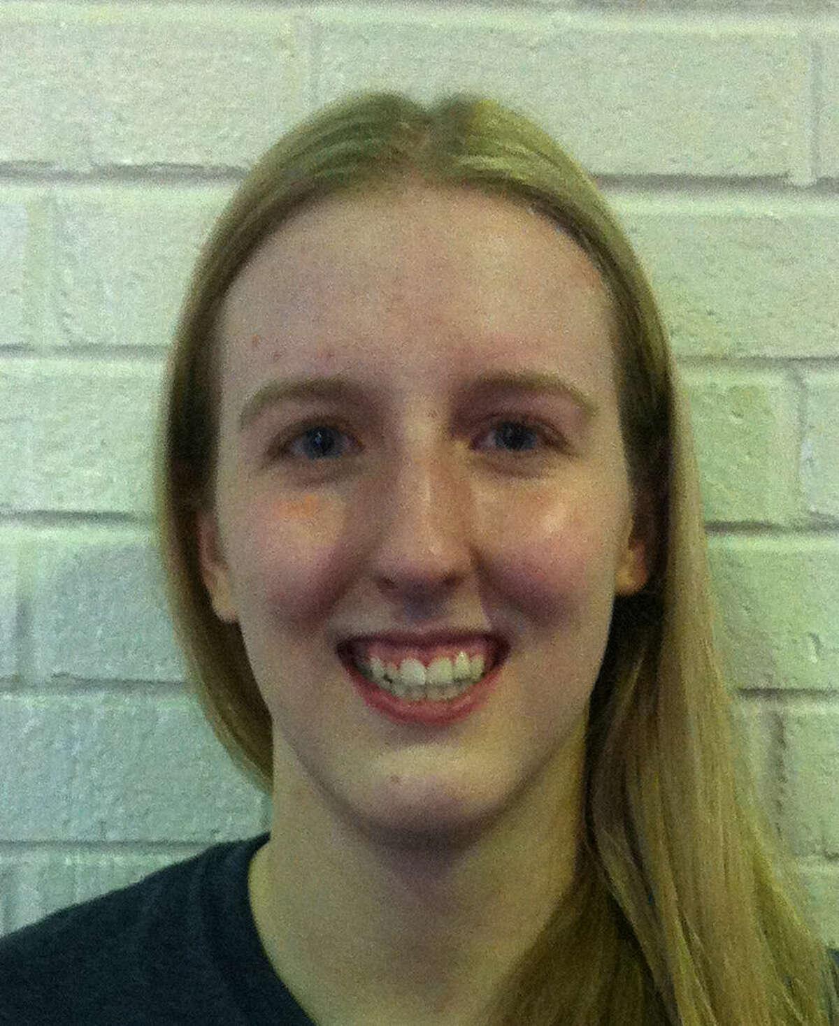 2014 Trinity Volleyball - Ashley Stroup