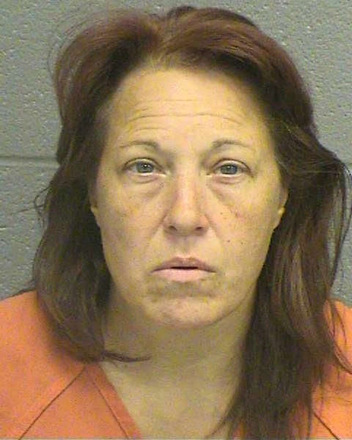 Wanda Christine Black, 46, was arrested after allegedly pointing a rifle at a man.Police were dispatched to the 600 block of Tyler Street after a man reported a woman pointed a firearm at him from her front porch. Black told police that a man came to the residence several times in an attempt to evict her because the house belongs to a family member, according to the arrest affidavit.If convicted of a second-degree felony, Black could face up to 20 years in prison.