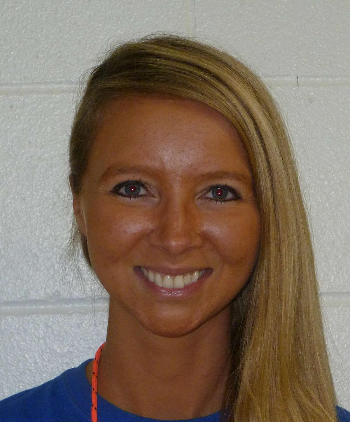 2014 MCS volleyball - Coach Alicia Filyukova
