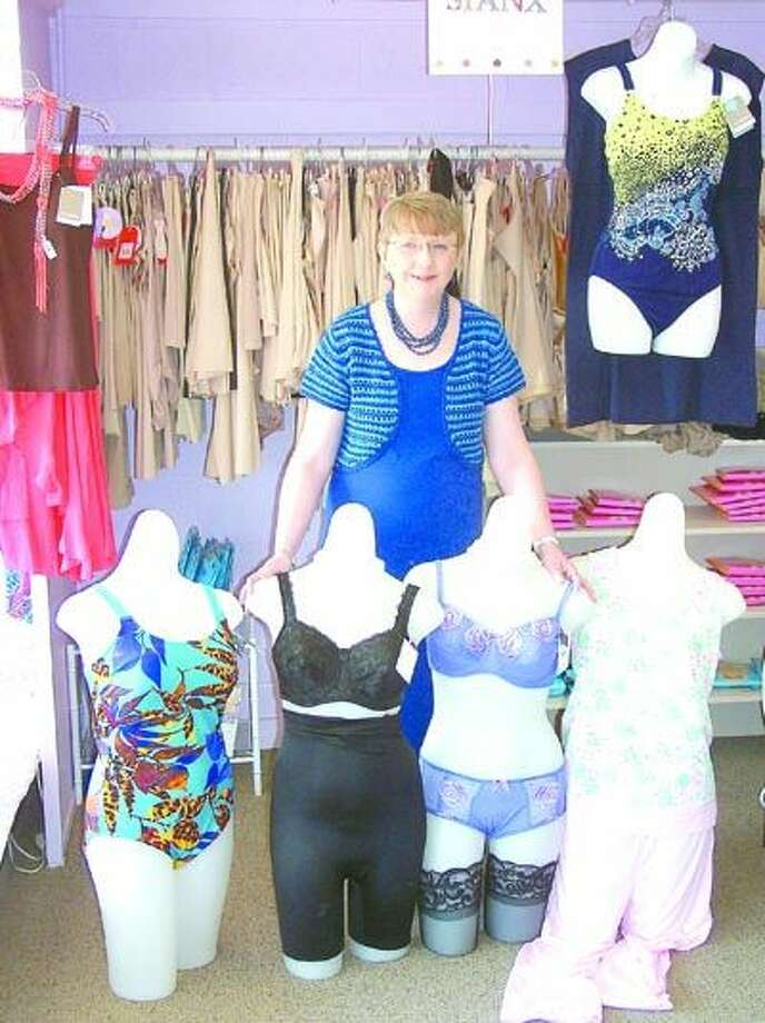 A good foundation is important in education, especially when you're a teacher. Pennyrich owner Sharon Wilcox has a great selection of ladies' foundation garments, swimsuits, mastectomy products and more at 311 Dodson St. in Old Town Midland.