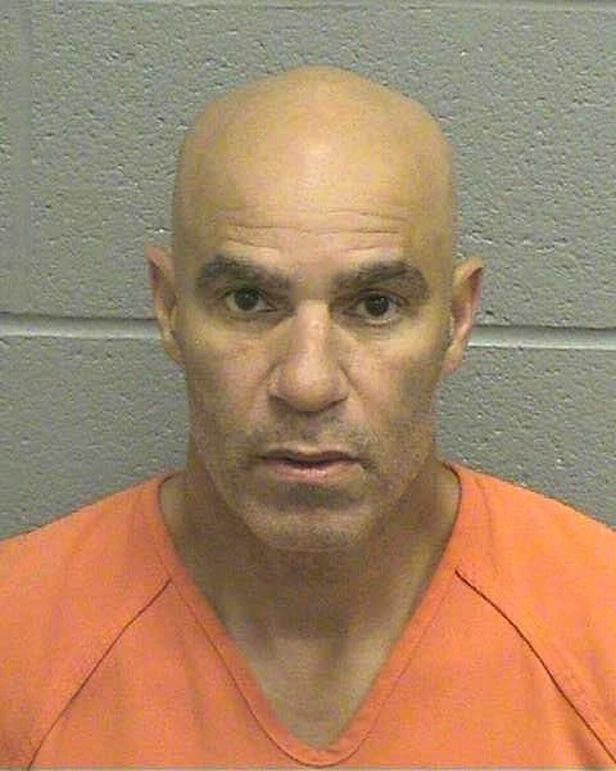 Gregory Golden, 53, was being held Monday on a $75,000 bond for a first-degree felony of aggravated assault of a date/family/house member after allegedly threatening a woman with a knife and throwing a rock at her.Midland police officers were dispatched to a residence on Saturday after a call about an assault. A woman said that she was in the bedroom of her residence when Golden entered with a knife and told her that she was not to leave the bedroom, according to the affidavit.If convicted of the first-degree felony, Golden could face up to 99 years in prison.