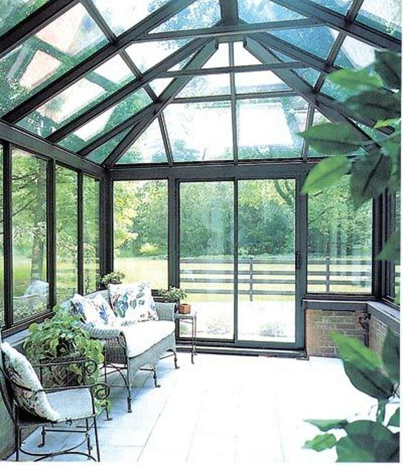 With mild weather comes the season to relax on your patio in a Four Seasons sunroom from American Home Improvement. Call them today for a free estimate at (432) 550-7224.