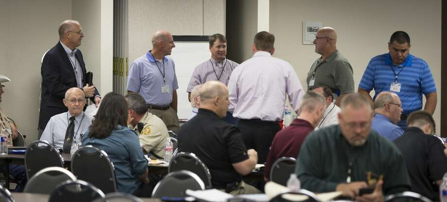 Private industry key stakeholders discuss issues during the PB Oil & Gas Supply Chain Workshop