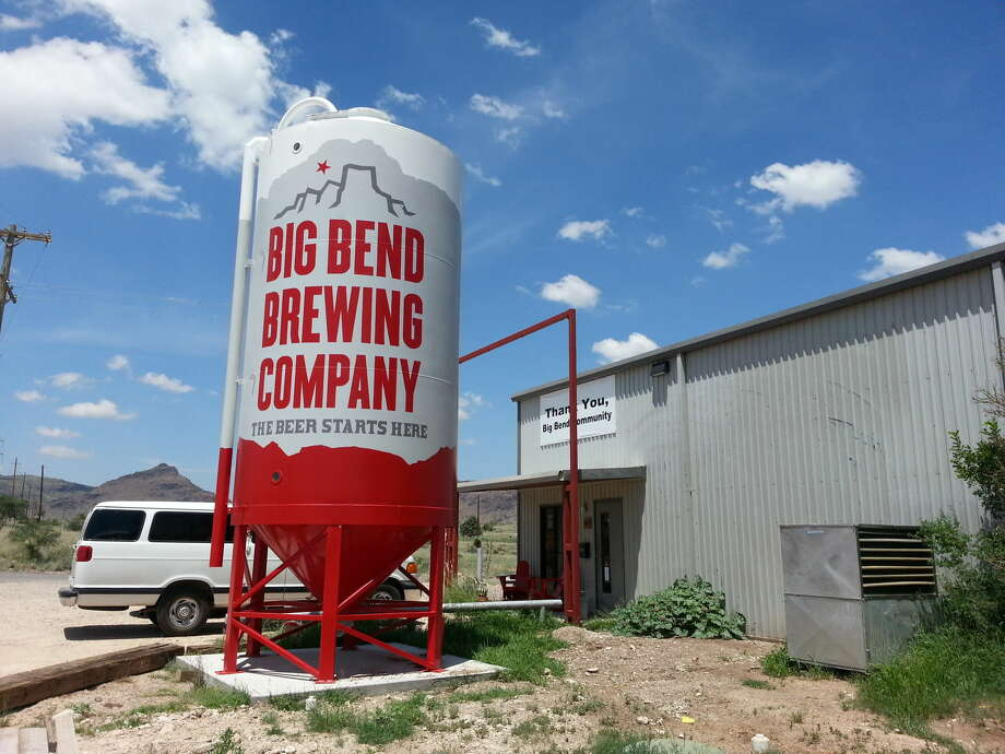 Big Bend Brewing Co. in Alpine creates craft beers in the middle of rural West Texas. The beers have gained a cult following, which has made way for the company to ponder expansion. Photo: Joseph Basco