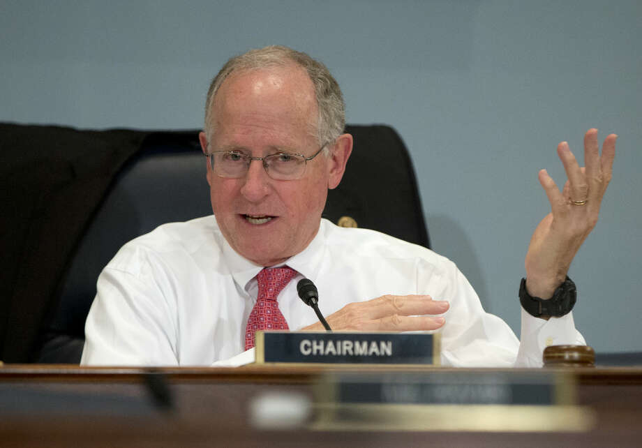 House Agriculture Committee Chairman Rep. Mike Conaway, R-Texas, speaks on Capitol Hill Wednesday during the committee's hearing on the 2015 Dietary Guidelines for Americans. The Midlander told the Reporter-Telegram his colleagues are encouraging to run for speaker of the House.