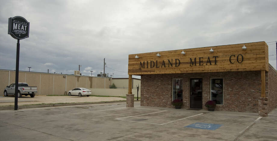 New butcher shop, Midland Meat Company, opened Thursday 10-8-2015 in the 2500 block of Big Spring Street. Tim Fischer\Reporter-Telegram Photo: Tim Fischer