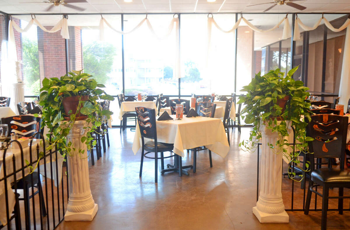 Athenian Restaurant opens Monday. Photographed Friday, Aug 8, 2014. James Durbin/Reporter-Telegram